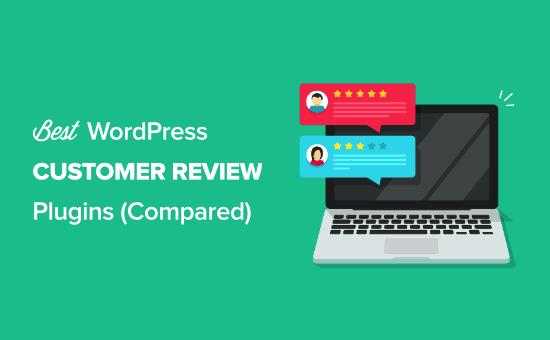بهترین افزونه های بررسی مشتری برای وردپرس مقایسه شده است