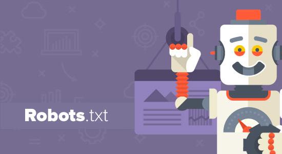 استفاده از فایل وردپرس robots.txt برای بهبود سئو