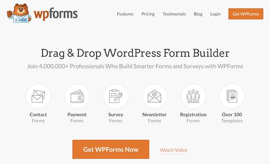 فرم های WP