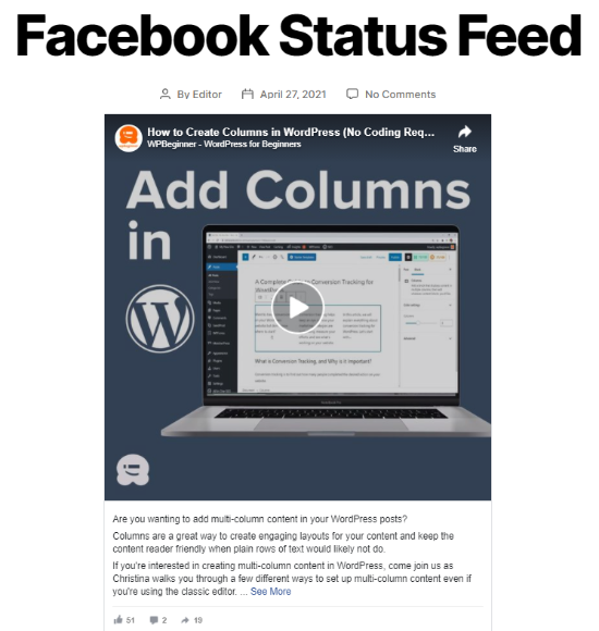 مثال وضعیت فیس بوک